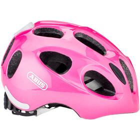 ABUS Youn-I Helmet Barn sparkling pink